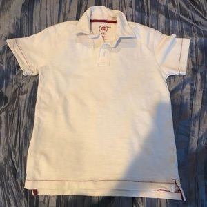 Gap Red Boy Polo Shirt M 8